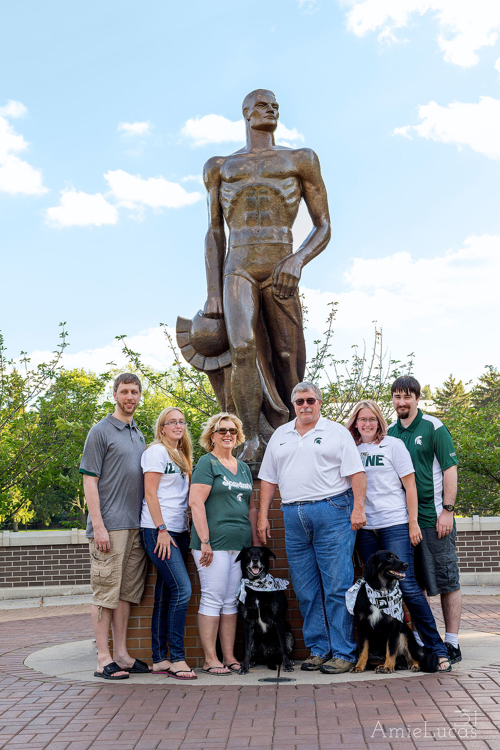 The Family and Sparty