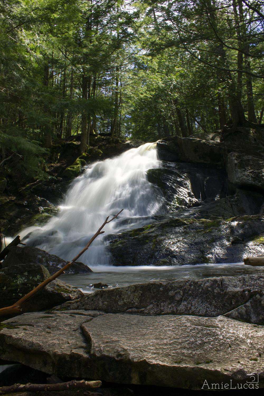 Alder Falls from our 2013 visit
