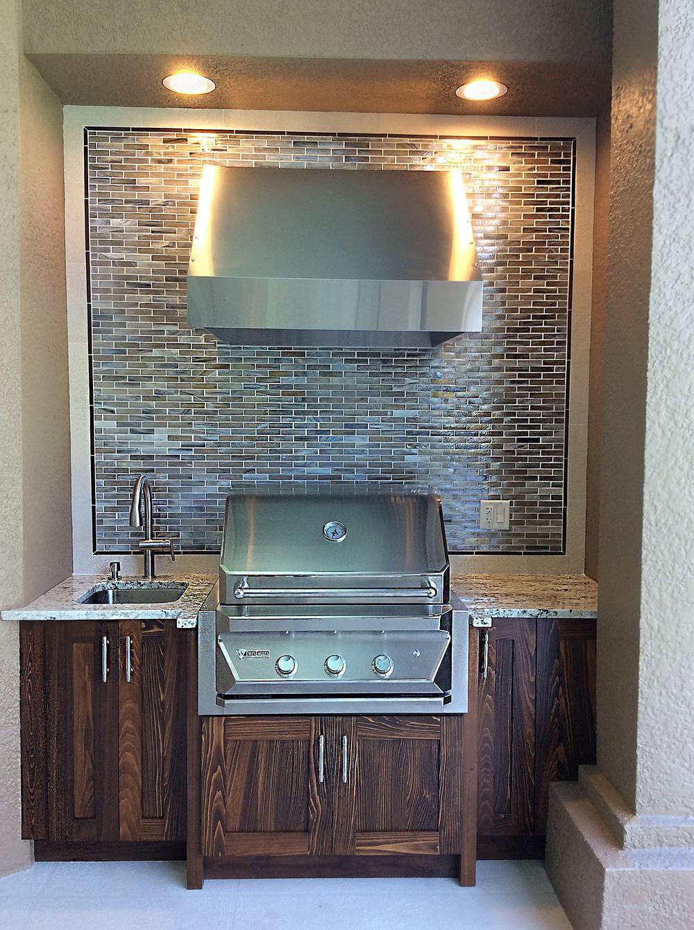 Moore Outdoor Kitchen