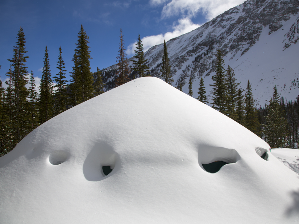 Montana's finest backcountry lodging and guides.