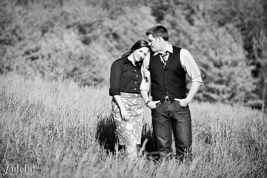 Bryan & Megan Engagement Photos