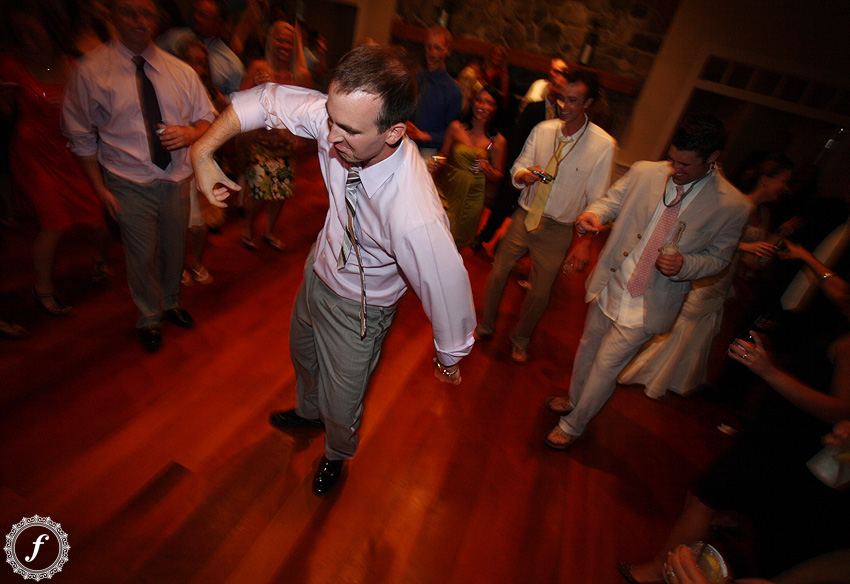 Andy Dancing