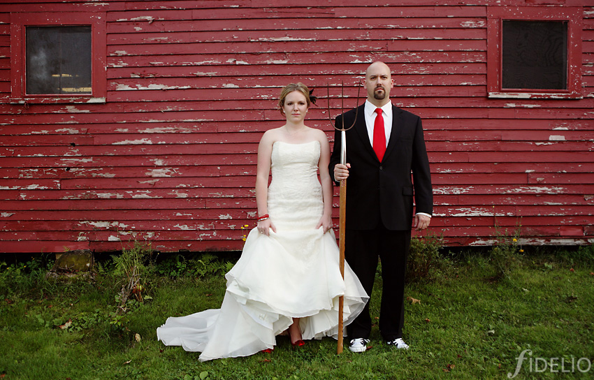 american gothic - Maine Weddings