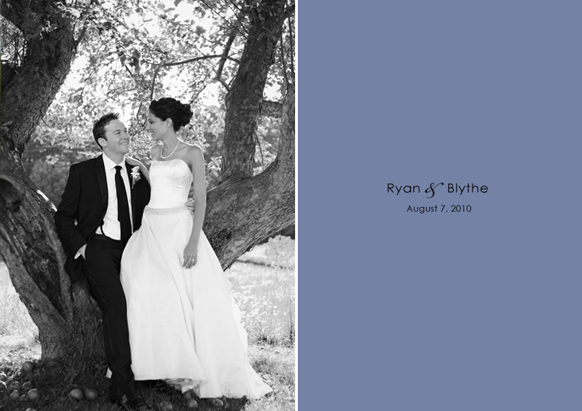 ryan & blythe wedding - Manchester, Vermont