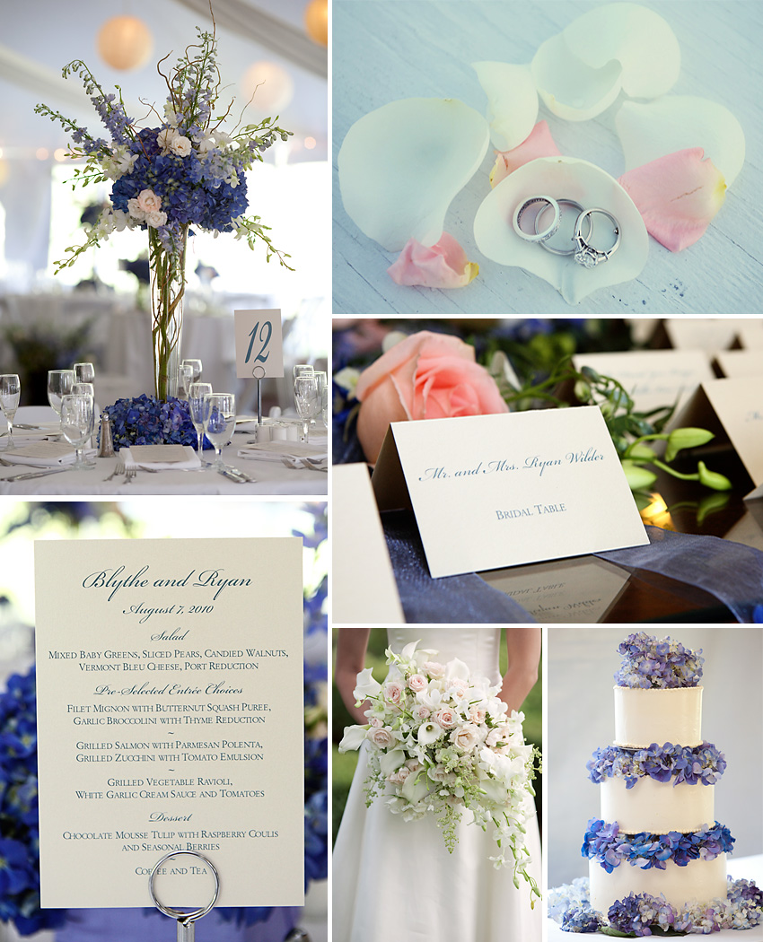 wedding details - Hildene