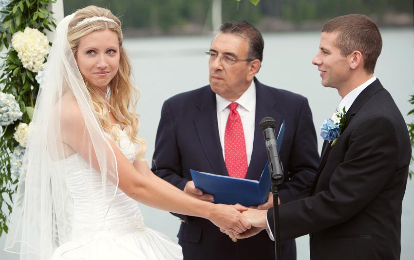 Christina & Adam Wedding Ceremony
