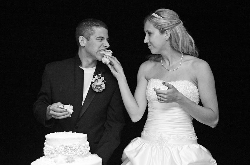 Christina & Adam Wedding Cake