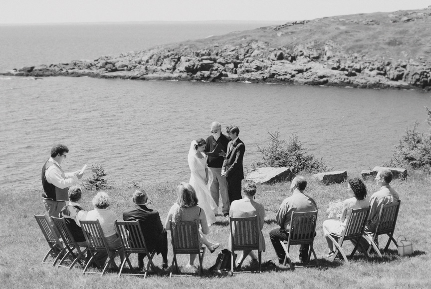 monhegan island wedding