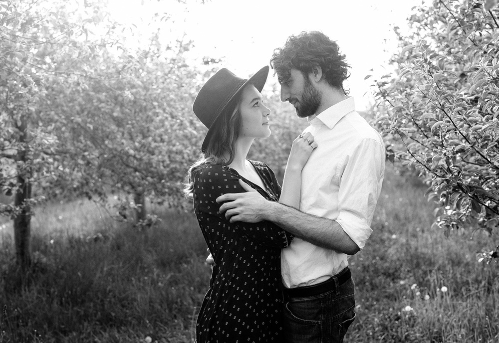maine couple photography