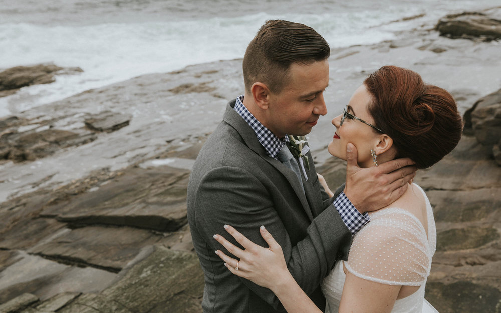portland maine elopement
