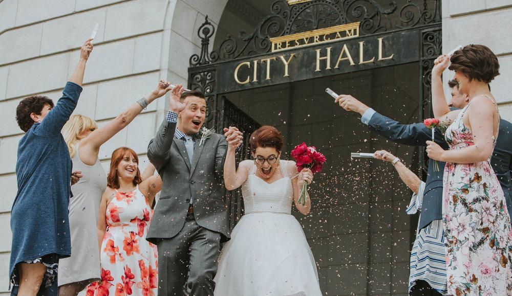 portland city hall marriage