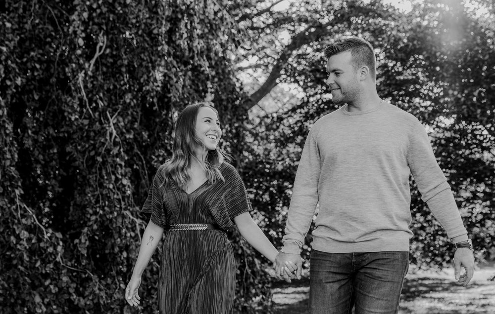 Newport, Rhode Island engagement photography