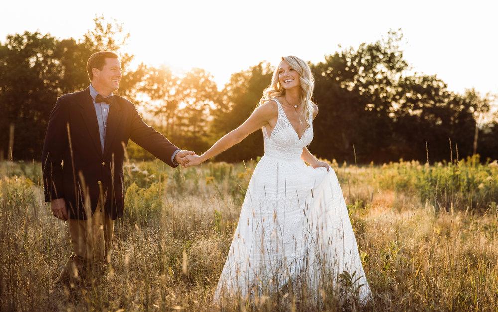 Freeport Maine Wedding