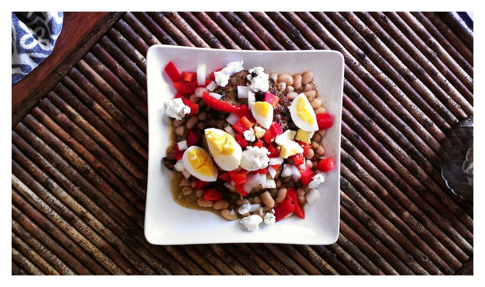 Frijoles Con Sol! Delicious Summertime Lunch – journeyeastofthesun.com