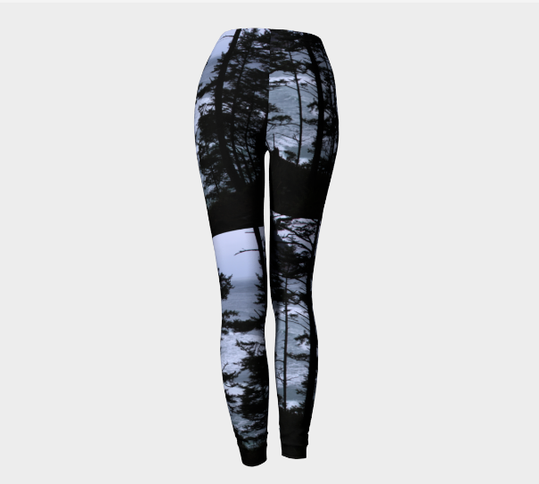 Root to Rise, Legging