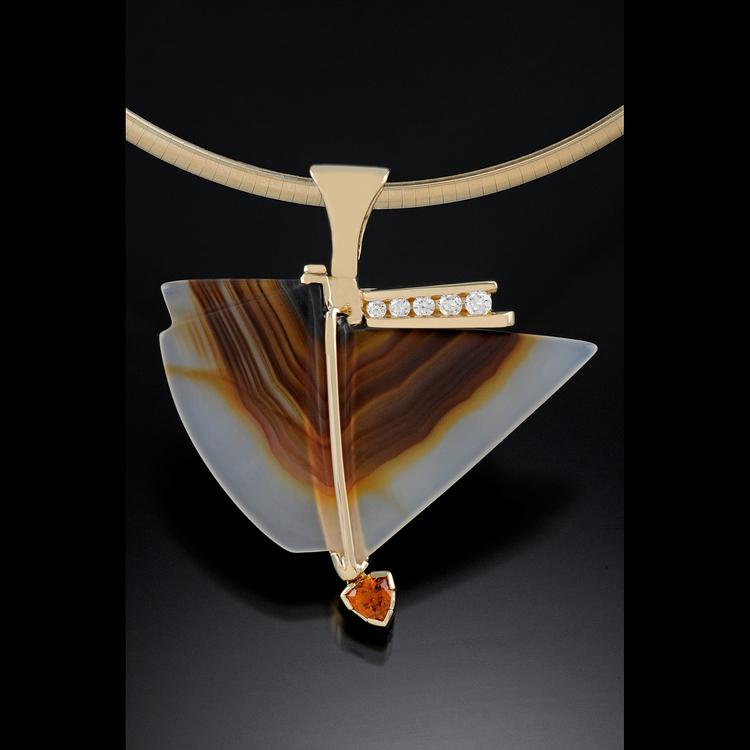 Joseph Cyberski  -Carved Agate Pendant.jpg