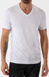 Abbot + Main V-Neck T-shirt