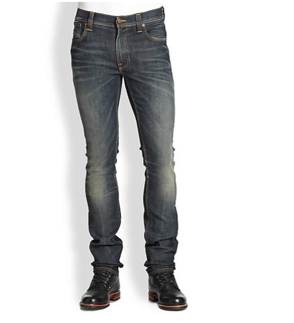 Nudie Thin Finn Jeans