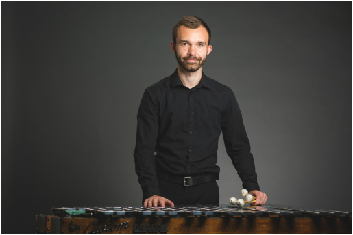 Derek Tywoniuk, percussion
