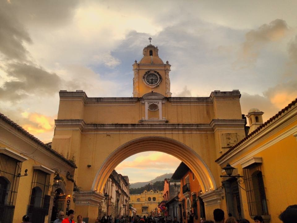 Photo sourced from   @AntiguaGuatemala