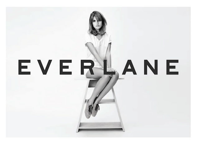 everlane transparency online marketing strategy