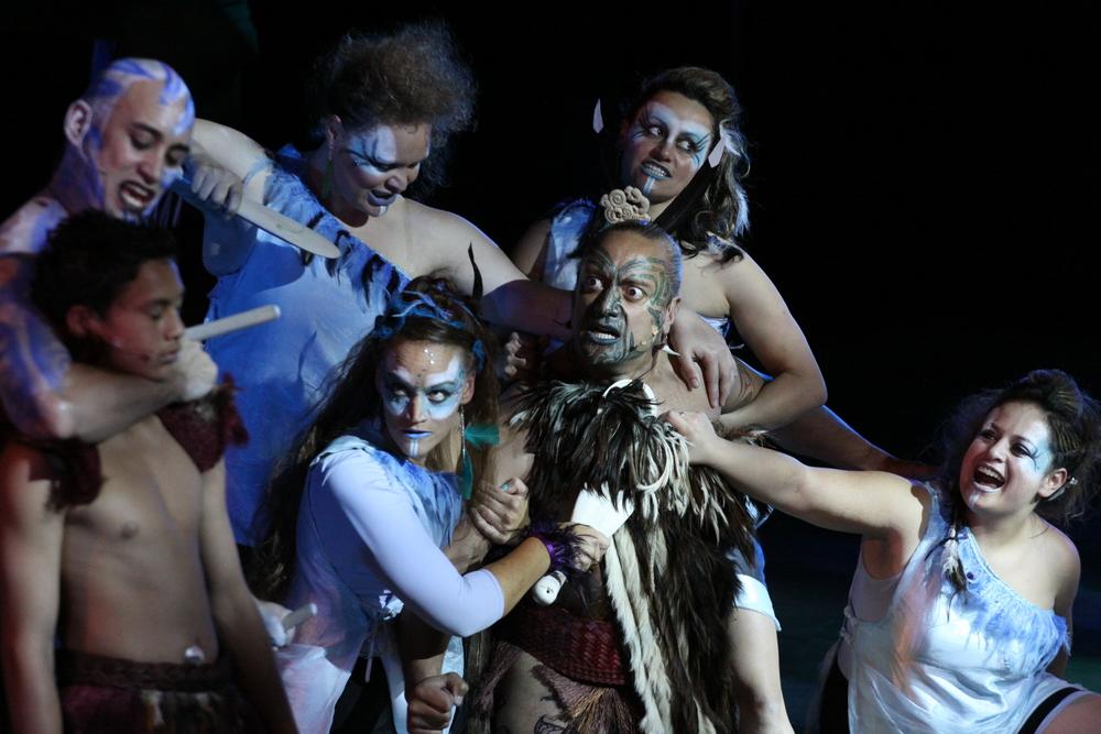 Arohanui - The Greatest Love Show produced by Te Matatini 2011