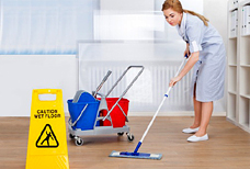All Ways Clean has a Special Projects division with highly skilled employees that perform specific tasks for the following periodical services: carpet steam cleaning Read More