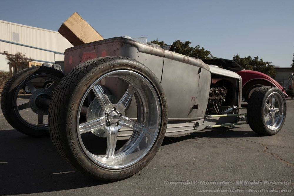 Trackster Roadster