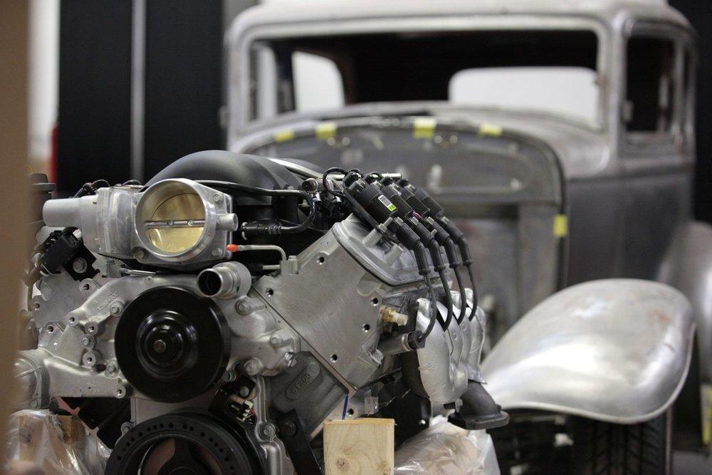 Specialty Auto Repair -