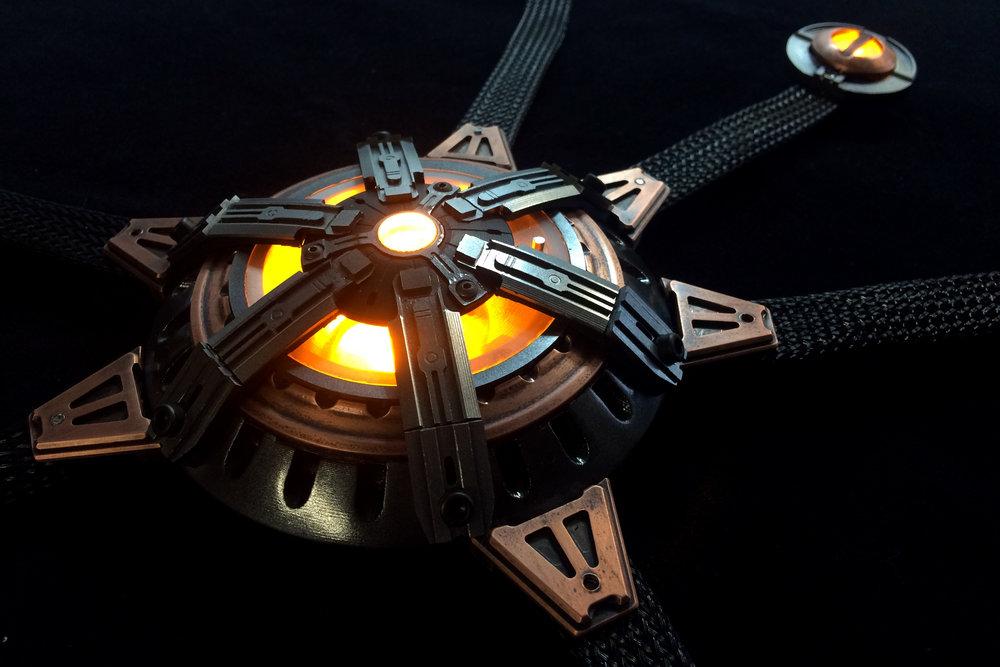 Firestorm Matrix Reactor
