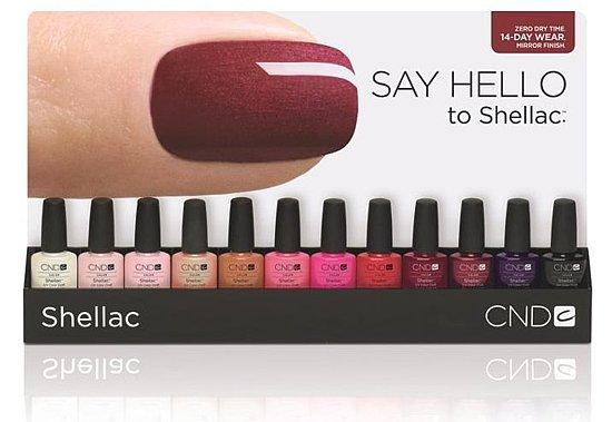 68 trend setting shades that can be layered together to make infinite options cnd shellac is a true innovation of chip free extended wear nail color - Nuancier Gel Color Opi