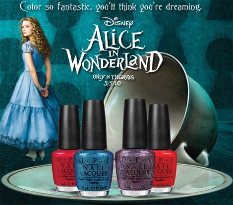 Alice is making a come back this summer! Get a wonderland-inspired manicure so you can channel your inner character. Whether you favor the Queen of Hearts, the Cheshire Cat, or Alice herself, our artists are ready to create movie magic designs.