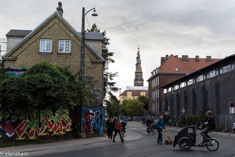 Church of Our Saviour as seen from Christiania