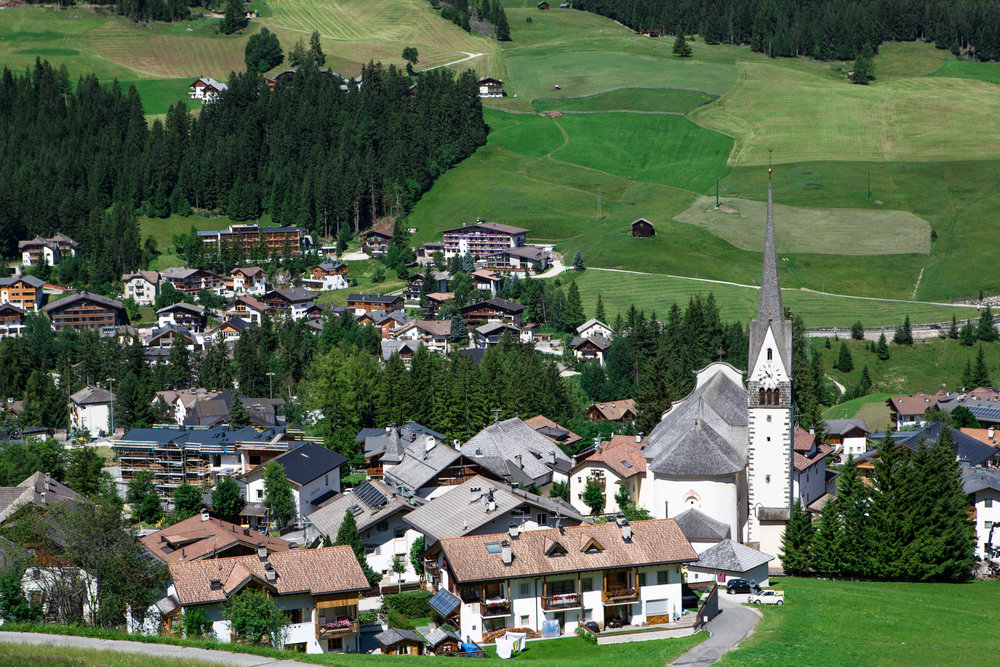 La Valle South Tyrol