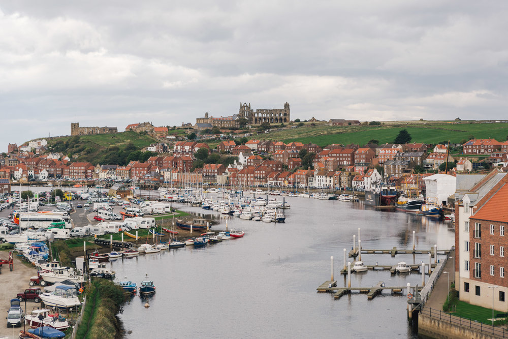 Whitby overview