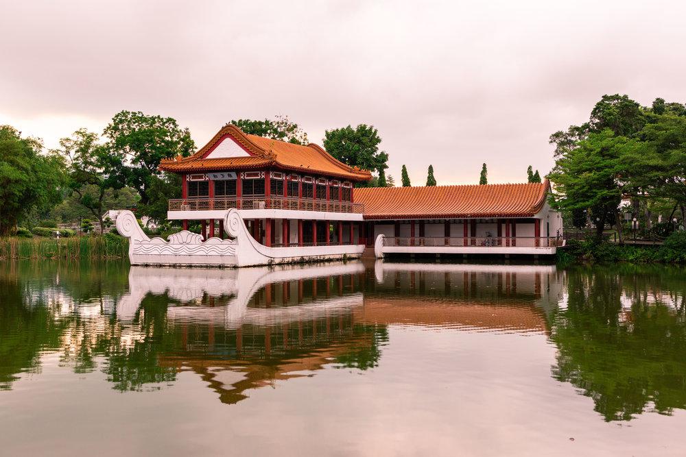Chinese garden Sungapore