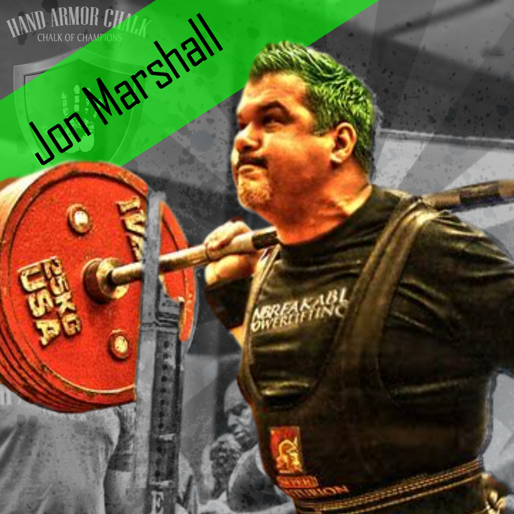Jon Marshall Powerlifter