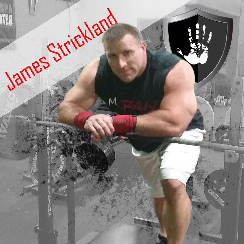James Strickland Powerlifter