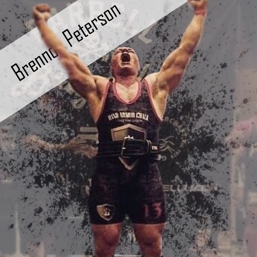 Brennon Peterson Powerlifter