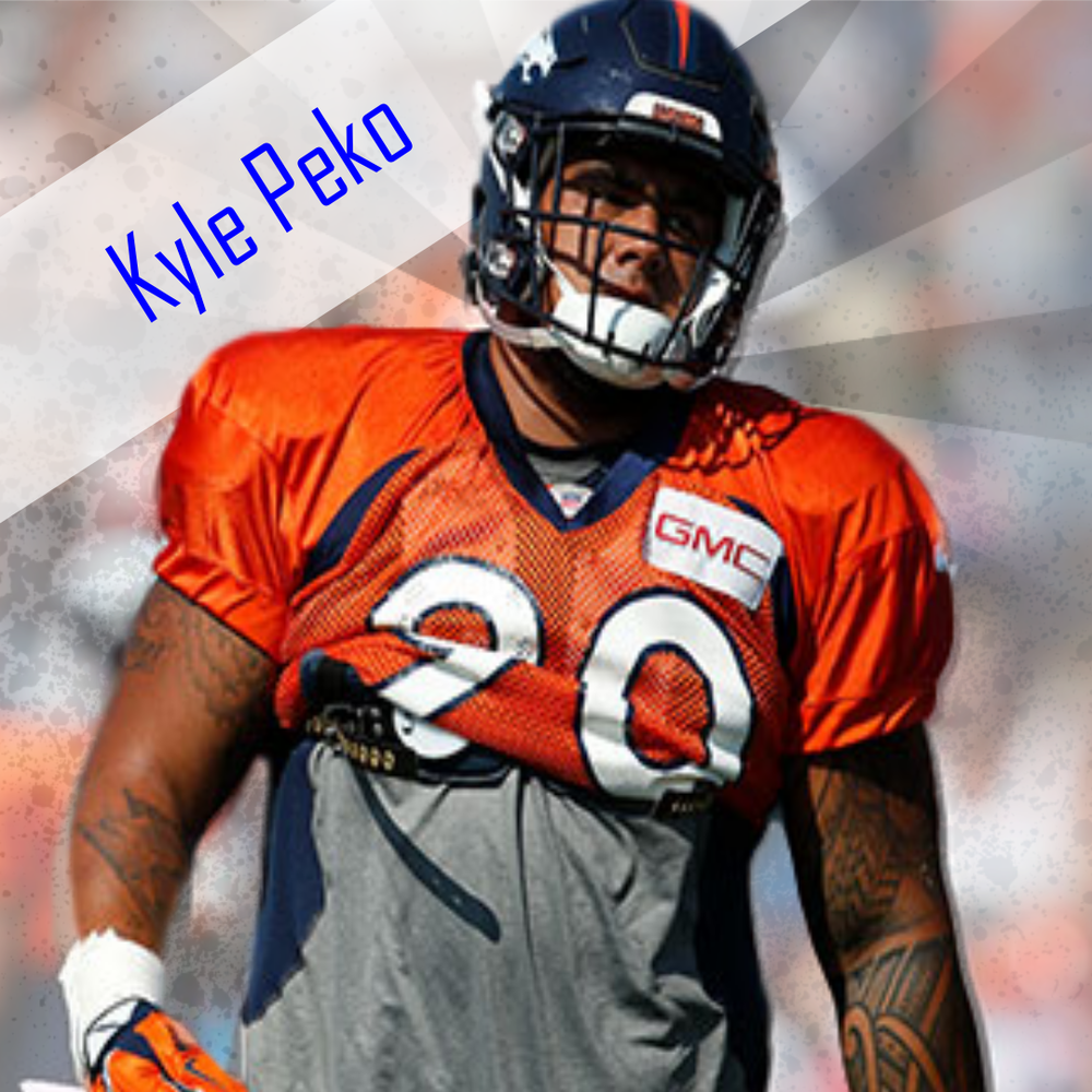 Kyle Peko NFL