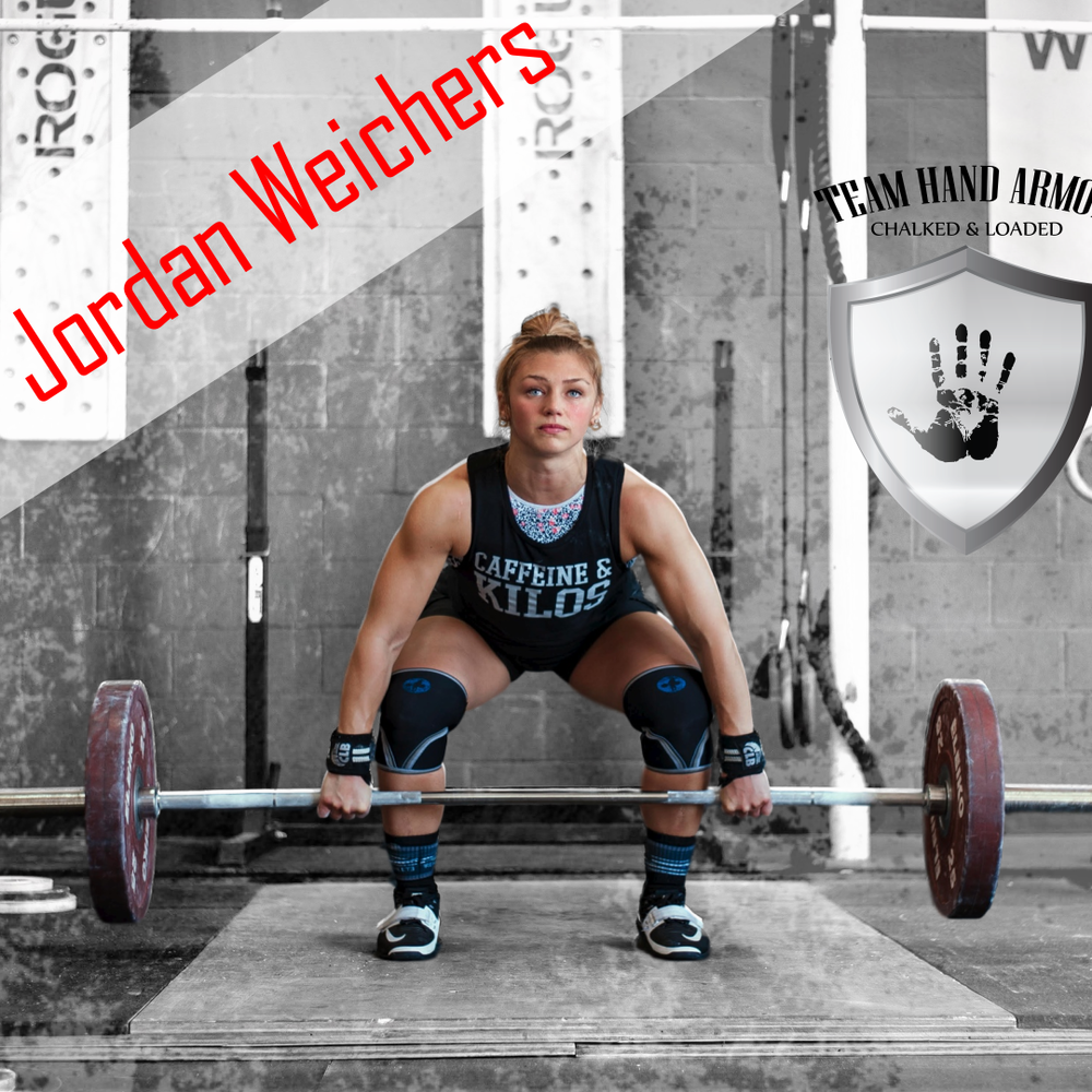 Jordan Weichers Weightlifter