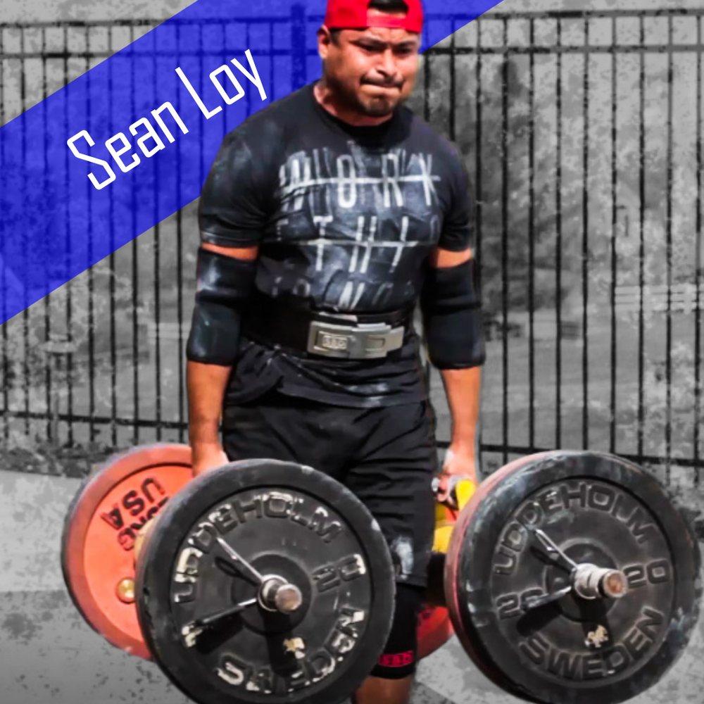 Sean Loy Strongman