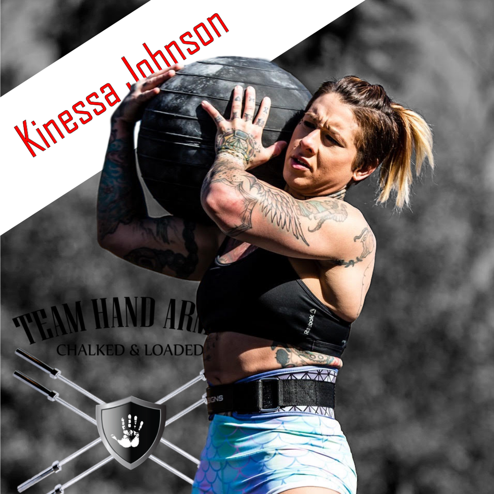 Kinessa Johnson Tactical Athlete