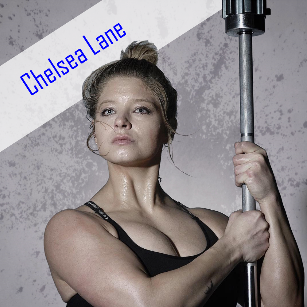 Chelsea Lane Weightlifter