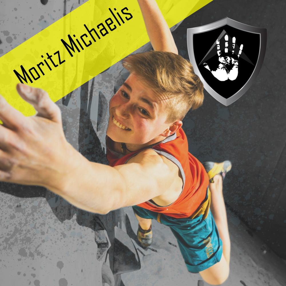 Moritz Michalis Climber