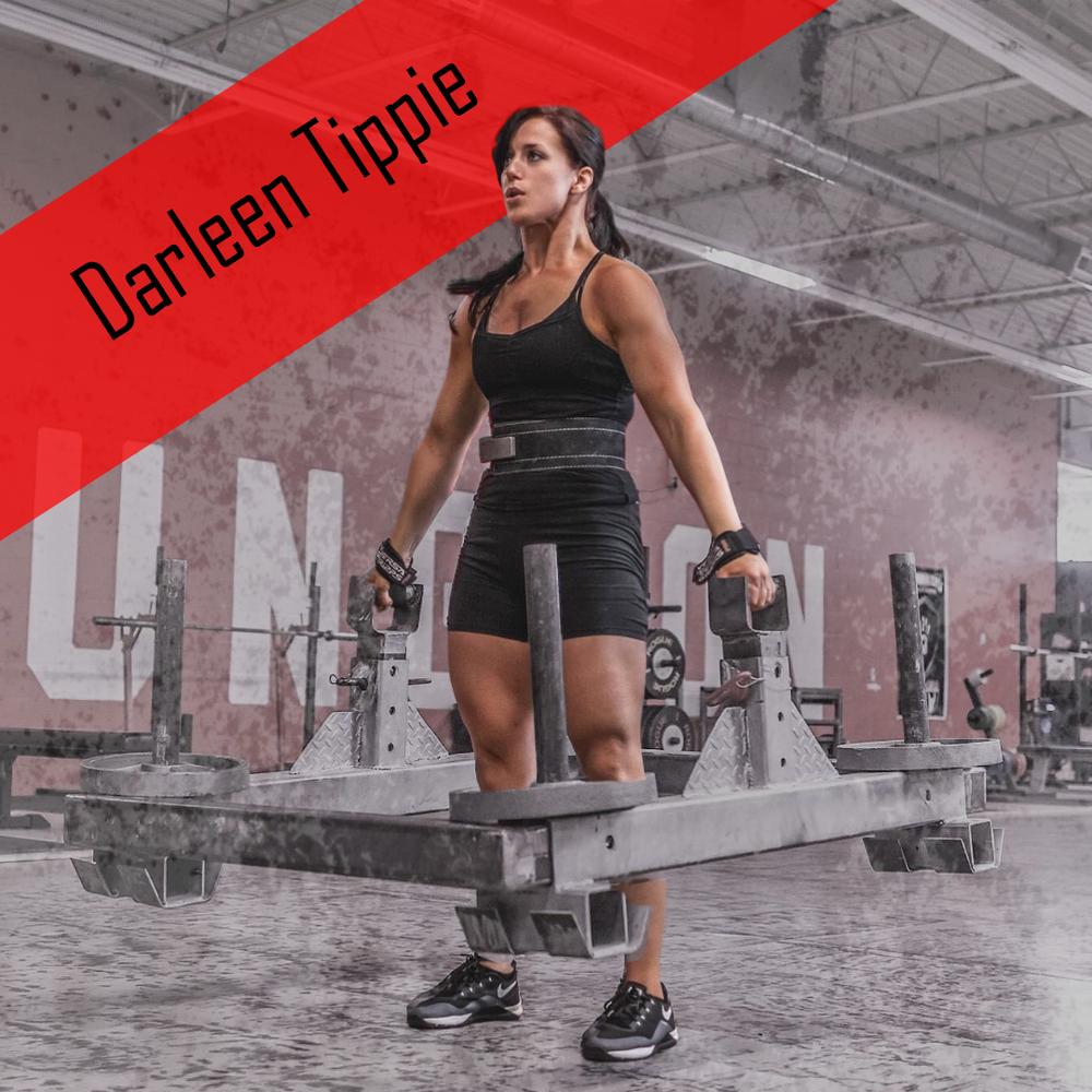 Darleen Tippie Strongwoman