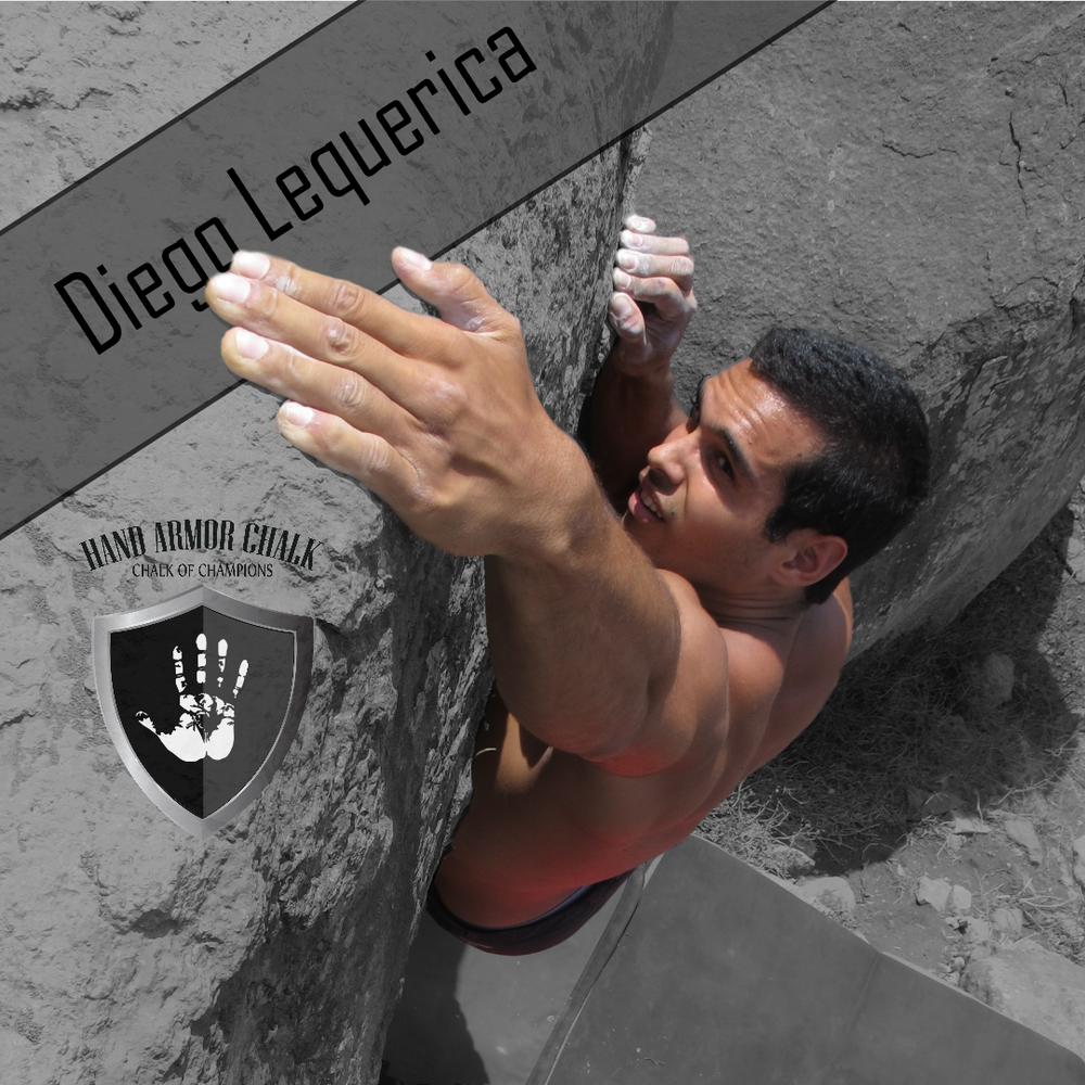 Diego Lequerica Climber