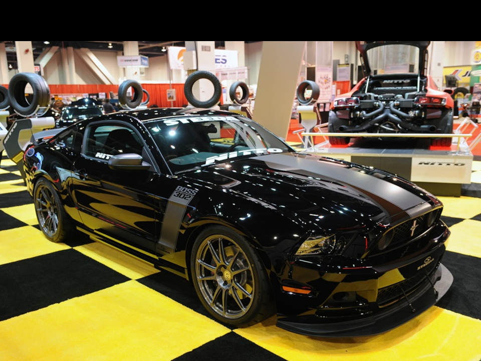 Steeda Boss 302 Laguna Seca - Featured in 5.0 Magazine - Click Image to Learn More