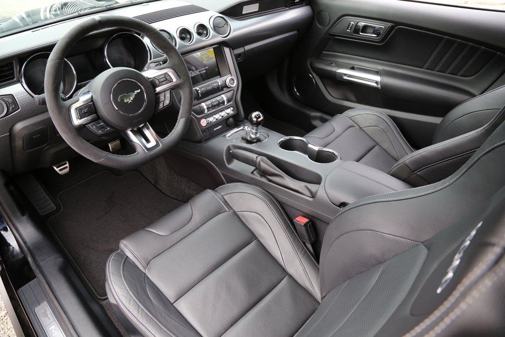Steeda Midnight Edition interior -1.jpg