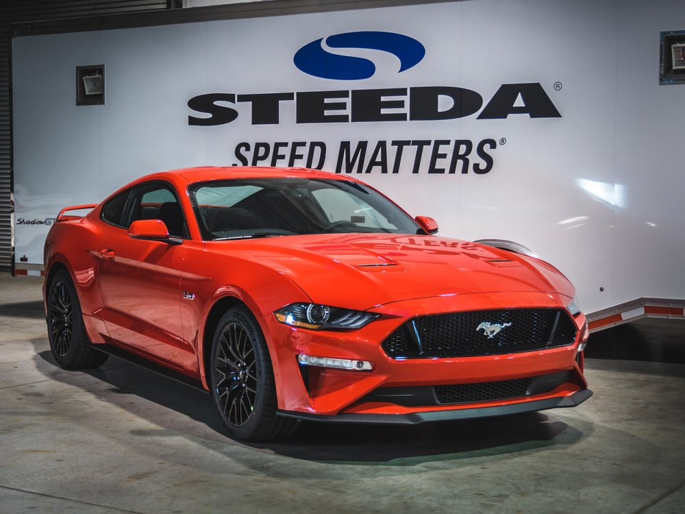 Steeda offers a wide a range of Performance Vehicles ... please contact us for a quote or to receive more information.   -